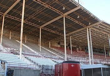 Fair Board Gives Go Ahead To Fair Meadows Grandstand Demolition