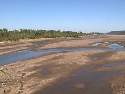Corps Of Engineers, Tulsa Leaders Sign Arkansas River Agreement