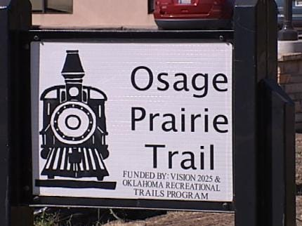 Skiatook To Tulsa Rails-To-Trails Park Almost Complete
