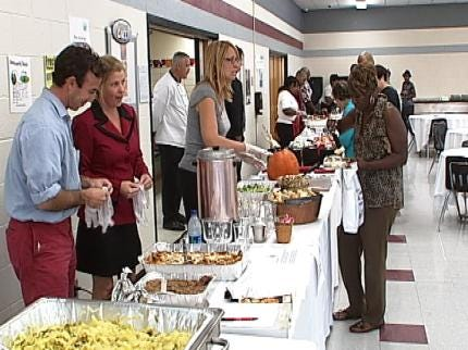 Taste Of North Tulsa Treats Community To Healthy Foods