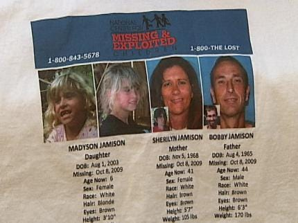 Eufaula Family's Disappearance Still A Mystery One Year Later