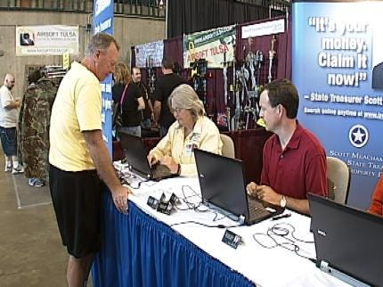 Fairgoers Find 'Pot of Gold' At Tulsa State Fair