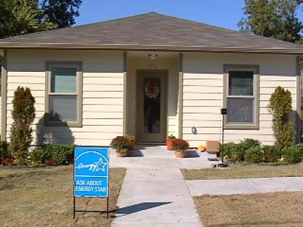 First 'Green' Habitat For Humanity Home Completed In Tulsa