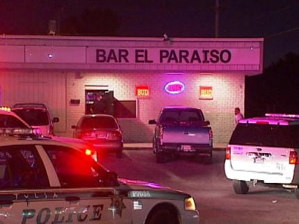 Tulsa Police ID Man Who Was Beaten Up Trying To Rob Bar