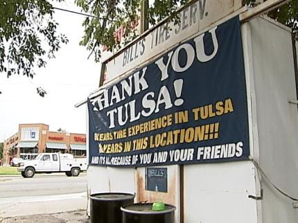 Longtime Tulsa Tire Shop To Close On Friday