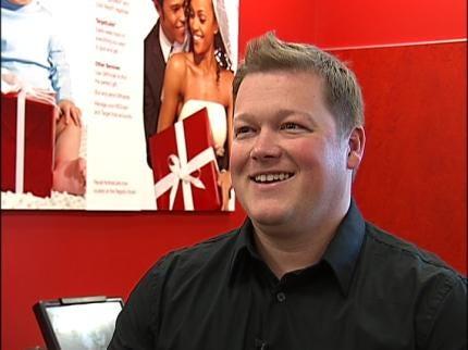 Tulsan's iPhone App Makes Wedding Registry A Breeze