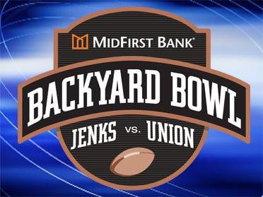 Jenks Rolls Over Union In Backyard Bowl