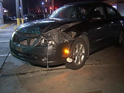 Tulsa Man In Jail Following High Speed Police Chase