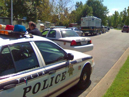 Investigators: Chemical Spill At Tulsa Trailer Park Not Criminal