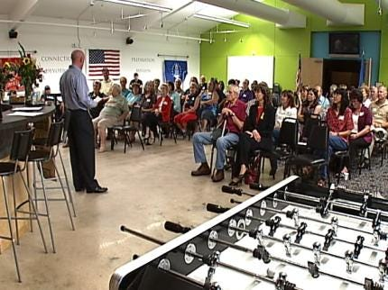 Tulsa Facility Opens In Support Of Service Members