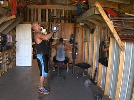 Rogers County Man Loses More Than 100 Pounds In Four Months