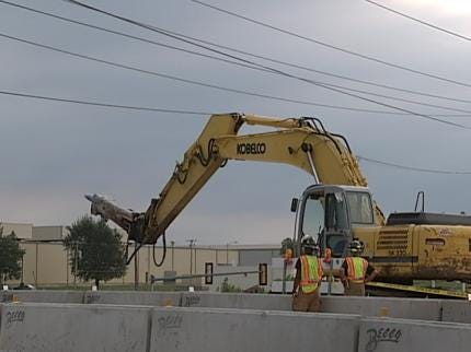 All Lanes Of U.S. Highway 169 Open Following Repairs To Downed Power Line