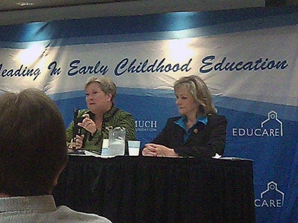Candidates Weigh In On Early Childhood Education In Oklahoma