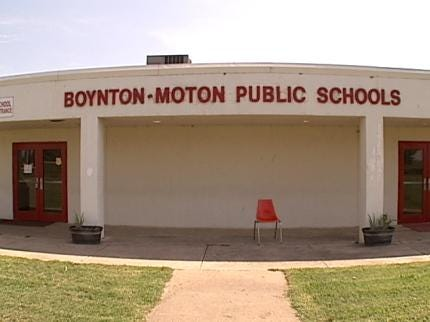 State Budget Cuts Force Muskogee County School To Close