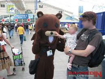 Tulsa Police Put Parents On Alert For 'Pedobear'