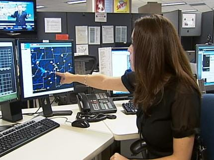 Budget Cuts Could Put Oklahoma Flood Warning System At Risk