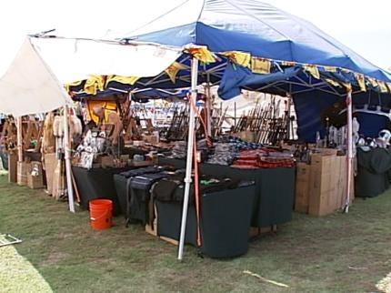Annual Oklahoma Scottish Festival Underway In Tulsa