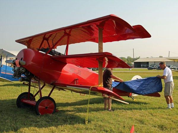 Bartlesville Airport Hosts Regional Fly-In