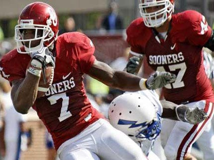 Sooners Survive Another Nail Biter Against Air Force