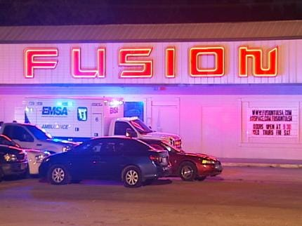 Fight Brings Tulsa Police To Local Nightclub
