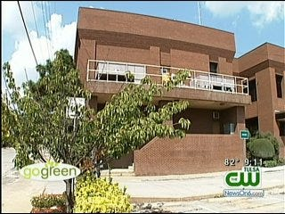 Sand Springs City Hall Going Green