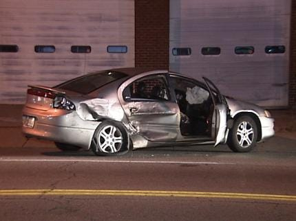 Two Injured In Tulsa Hit-And-Run Accident