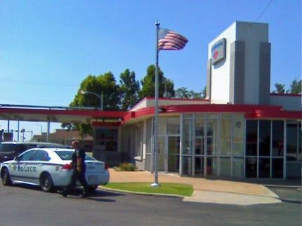 Alert Customer Helps Police Catch Tulsa Bank Robbery Suspect