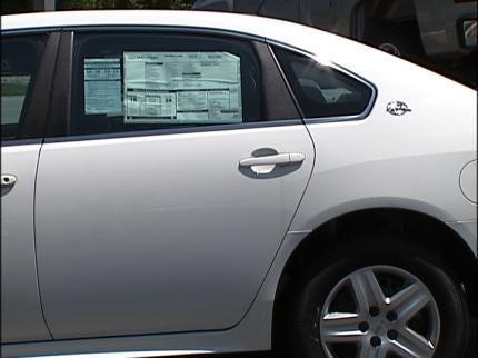 Car Dealers Say August Sales Were Miserable