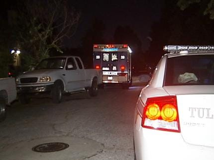 Family Dispute Sends Man To Tulsa Hospital With Stab Wounds
