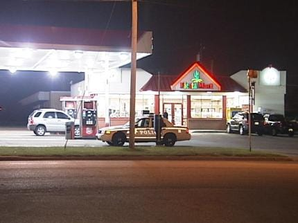 Four Tulsa Area Convenience Stores Robbed In One-Man Crime Spree