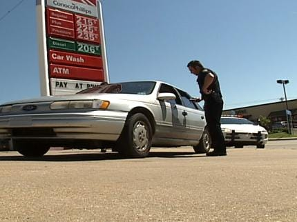 Sand Springs Police Department Saves Thousands Using Electronic Ticketing Program
