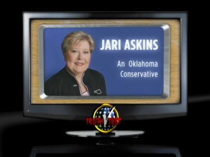 Gubernatorial Candidate Jari Askins Blasts 'Too Liberal' Claim In New Ad