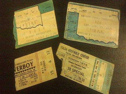 Rush, Tom Petty Concerts Illustrate Success Of Tulsa's BOK Center