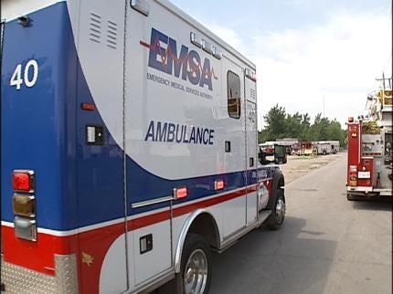 EMSA Gets Perfect Score On Ambulance Accreditation Review