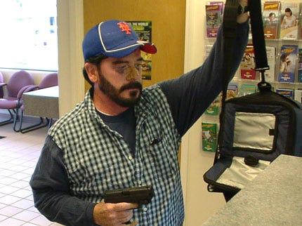 Joplin Police Hoping Someone In Oklahoma Will ID Bank Robber