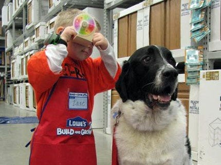 Claremore Lowe's Holds Children's Safety Event Saturday