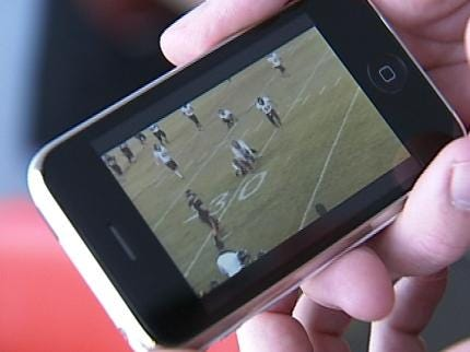 Coweta Man's Creation Gives High School Football Fans New 'View'