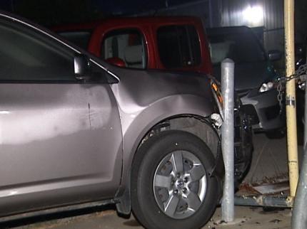 Tulsa Police Investigating Act Of Vandalism At Hertz