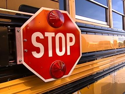 Sand Springs Student Arrested For Bringing Knife, Making Threats On School Bus