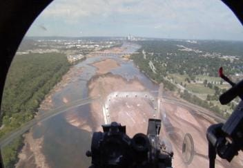 Fly with Dick Faurot in the Historic B-17 the Liberty Belle