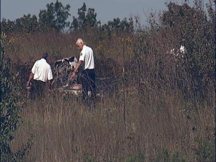 Maintenance Records To Provide Insight Into Fiery West Tulsa Plane Crash