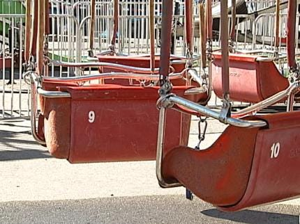 Safety Inspections Underway For Rides At Tulsa State Fair