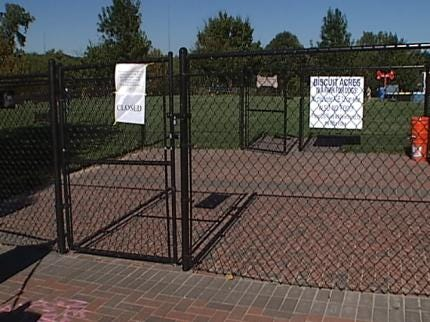 South Tulsa Bark Park To Remain Closed Until Next Year