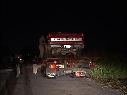 Tulsa Police Chase Ends With Arrest And Recovery Of Stolen Property