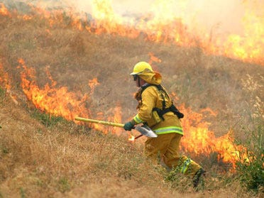 One Oklahoma County Lifts Burn Ban, Another County Issues Burn Ban