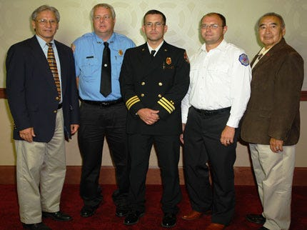 Cherokee Nation Announces Contributions To NE Oklahoma Fire Departments