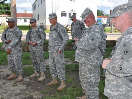 Fifteen Soldiers From Broken Arrow Unit Headed To The Middle East