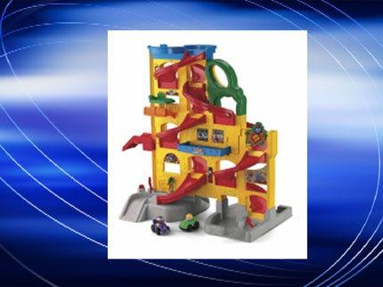 Fisher Price/Mattel Toy Recall