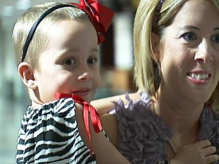 Make-A-Wish Grants Oklahoma Girl's Disneyworld Dream