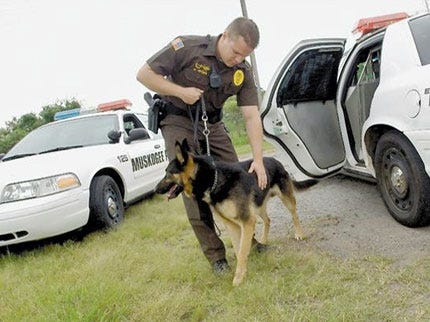 Flapjack Fundraiser To Benefit Muskogee Police Department's K-9 Units